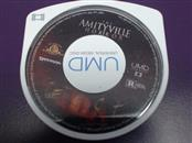 THE AMITYVILLE HORROR UMD FOR SONY PSP